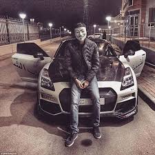 instagram reveals the live of the rich kids of russia through