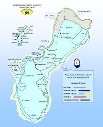 guam on map routes map grta guam regional transit authority