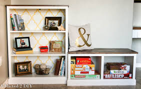 Ikea Billy Bookcase Billy Bookcase Ikea Hack Update A Simple Bookcase Into A Custom