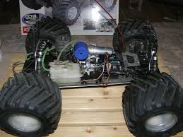 Kyosho Usa 1 Nitro Crusher 4wd Classic And Vintage Rc Cars