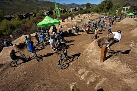Backyard Bmx Dirt Jumps 2013 Park City Dirt Jump Jam Pinkbike