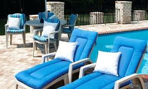 Sunbrella Chaise Cushions Clearance Outside Lounge Chair Cushions Outdoor Chaise Clearance Double