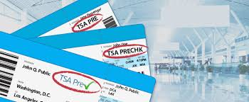 how to use tsa precheck and global entry