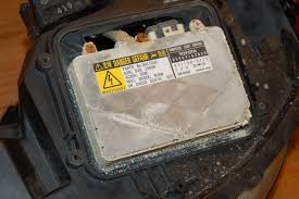 2004 toyota sienna factory service manual toyota 2004 sienna repair replacing hid ballast or computer