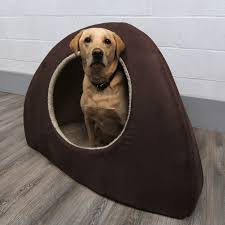 Tempur Pedic Dog Bed Large Dog Igloo Bed Super Comfortable Dog Igloo Bed U2013 Dog Bed