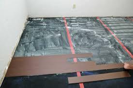 attractive vinyl flooring underlay xtrafloor click underlay for mb