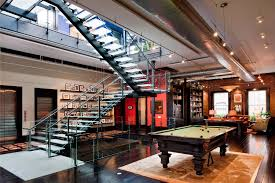 pub inspired basement bar and pool table 1594x1120 the best