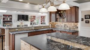 Kitchens With Stone Backsplash Improve Your Kitchen With A Natural Stone Backsplash