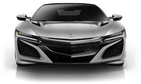 paint color options of the 2017 acura nsx