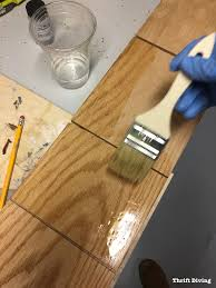 How To Wax Laminate Floors How To Dye Wood And Use Lime Wax To Finish Oak Highlight The Grain