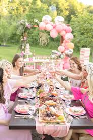 Host An End Of Summer Party Fashionable Hostess by 118 Best Pink Tablesettings Images On Pinterest Dinner Parties