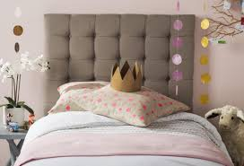 Taupe And Pink Bedroom Lamar Taupe Tufted Headboard Headboards Furniture By Safavieh