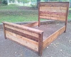 the 25 best wood bed frames ideas on pinterest diy bed frame