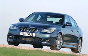 bmw 5 series saloon review 2003 2010 parkers