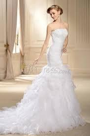 robe sirene mariage les robes de mariée sirène élégantes et très à la mode 2013