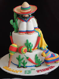 themed cakes mexican birthday cake best 25 mexican themed cakes ideas on