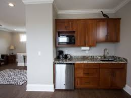 a charming new 500 sq ft cottage a king size bed and
