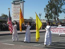 Vietnamese Freedom Flag Union Of Vietnamese Student Associations Of Southern California