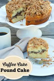 coffee cake pound cake my cooking spot