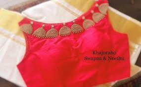 blouse designs 30 unique pattu saree blouse designs traditional indian saree