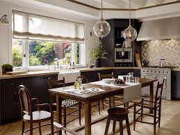 dark wood dining table ideas dining room traditional with belgian