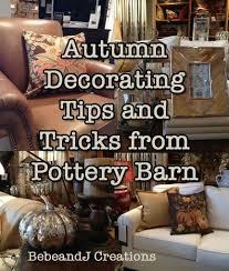 Pottery Barn Fall Decor Ideas 51 Best Decoracion Pottery Barn Style Images On Pinterest