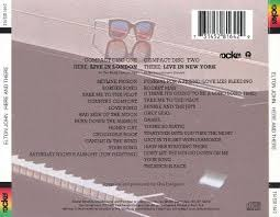 Country Comfort Elton John Here And There Elton John Songs Reviews Credits Allmusic
