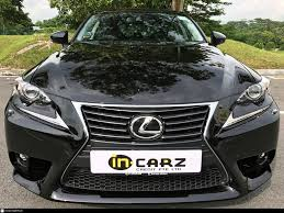 toyota lexus used car sale buy used toyota lexus is200t executive car in singapore 169 800
