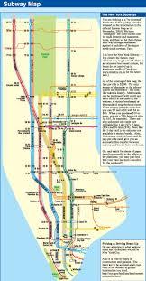 Map Of Manhattan Subway by Manhattan U2014 Informing Design Inc