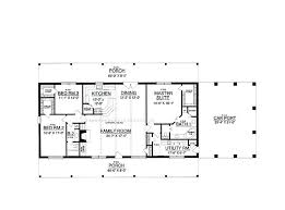 rectangle house floor plans 30 50 expansive one story i would add
