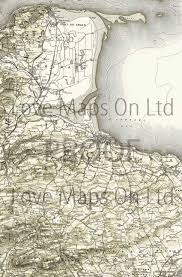 Vintage Map Wallpaper by Map Wallpaper Custom Vintage Ordnance Survey Map Revised New