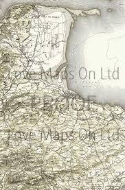 Vintage Map Wallpaper by Map Wallpaper Custom Vintage Ordnance Survey Map Revised New
