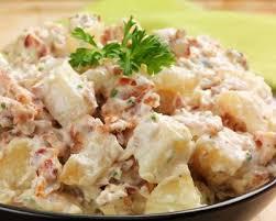 recette cuisine facile rapide recette salade piémontaise facile