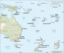 Asia Pacific Map by Australia U0027s Neighbours Cartogis Services Maps Online Anu