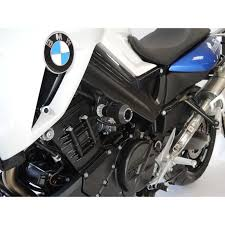 bmw f800r accessories uk bmw f800r 2009 2011 ph01 frame crash protector skidmarx uk ltd