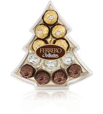 amazon com ferrero christmas tree gift box collection 12 count