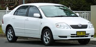 toyota corolla 1 8 1999 auto images and specification