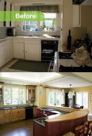 Home Renovation Websites Turning A Small Ranch Into A Two Story House Kitchens House And