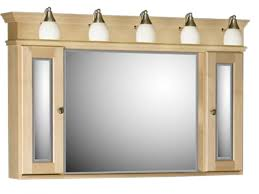 Bathroom Brilliant Awesome Lowes Medicine Cabinets With Lights - Brilliant bathroom vanity light with outlet residence