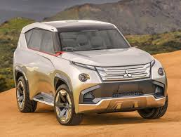 mitsubishi u0027s next full size montero will be a budget land rover lr4