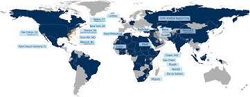 Iraq On World Map Constellis Global Footprint
