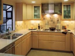 furniture trendy cabinet style brown wooden kitchen cabinets