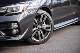 review 2017 subaru wrx sport tech cvt canadian auto review