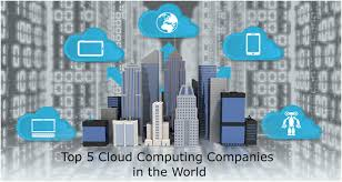 Top Design Firms In The World Top 5 Biggest Cloud Computing Companies In The World World Informs