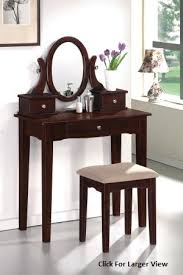 Mission Style Vanities Classic Cherrywood Mission Style Wooden Vanity Set