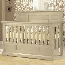Baby Cache Heritage Lifetime Convertible Crib White by Munire By Heritage Chatham Flat Top Lifetime Crib