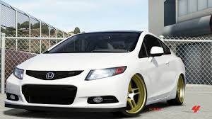 honda civic si 9th 9th civic si coupe in forza 4