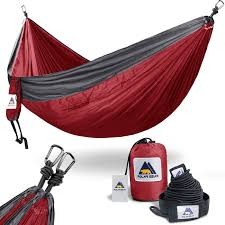 winner outfitters double camping hammock camping cots u0026 hammocks amazon com