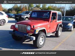 used jeep wrangler used jeep wrangler at fayetteville autopark