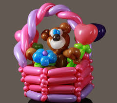 balloons with gifts inside balloon gifts get well balloons birthday balloon delivery balloon